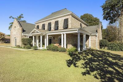 Biloxi Single Family Home For Sale: 2306 Beau Chene Dr