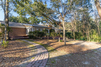 Ocean Springs Single Family Home For Sale: 2546 Davidson Rd