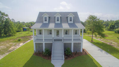 Gulfport Single Family Home For Sale: 537 Ruth Ave