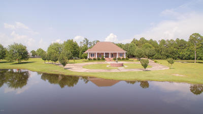 Gulfport Single Family Home For Sale: 14444 Oneal Rd