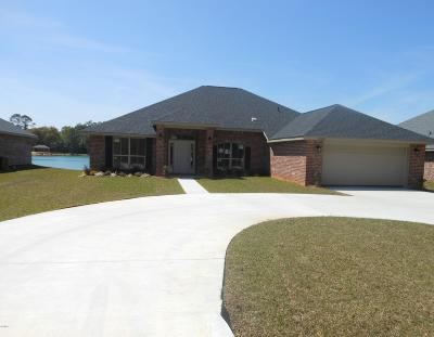 Biloxi Single Family Home For Sale: 14031 Hudson Krohn Rd
