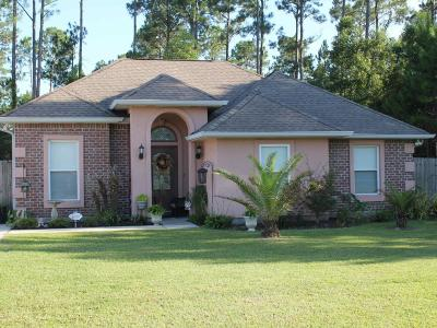 Waveland Single Family Home For Sale: 703 Barlow Dr