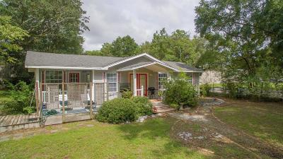 gulfport Single Family Home For Sale: 635 Oakleigh Ave