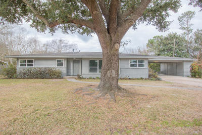 Biloxi MS Single Family Home For Sale: $179,500