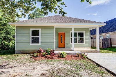 Biloxi MS Single Family Home For Sale: $140,000