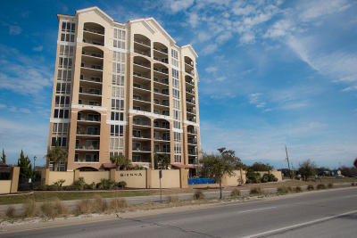 Gulfport Condo/Townhouse For Sale: 1200 Beach Dr #1207