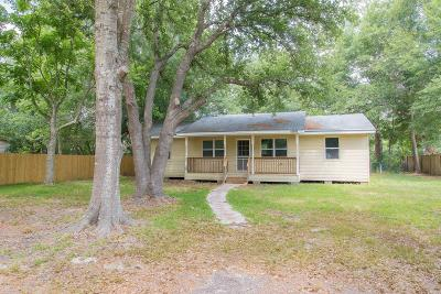 Gulfport Single Family Home For Sale: 12302 Fowler Ave