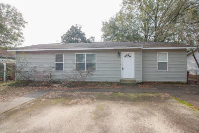 Biloxi MS Single Family Home For Sale: $89,941