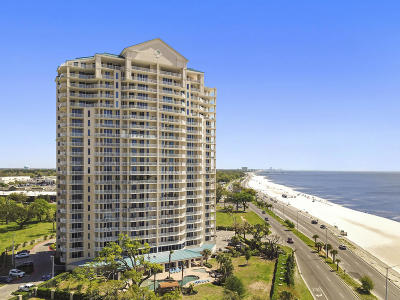 Biloxi Condo/Townhouse For Sale: 2668 Beach Blvd #605