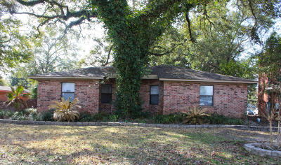 Biloxi MS Single Family Home For Sale: $194,900