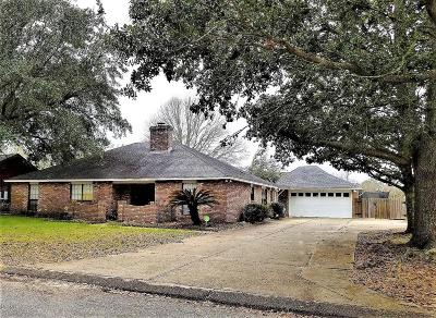 Biloxi Single Family Home For Sale: 413 Melissa Dr