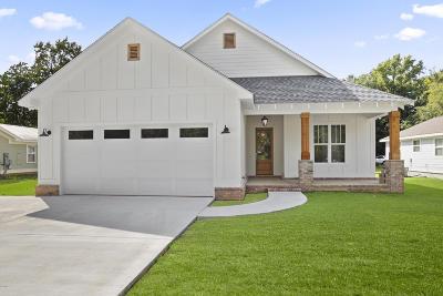 Ocean Springs Single Family Home For Sale: 505 Williams St