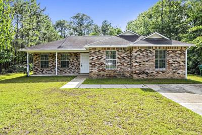 Ocean Springs Single Family Home For Sale: 1121 May St