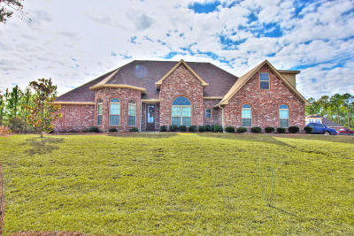 Gulfport Single Family Home For Sale: 21683 Sandstone Ln