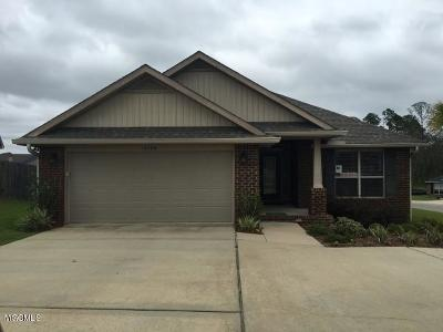 Gulfport Single Family Home For Sale: Lot 42 Canal Loop