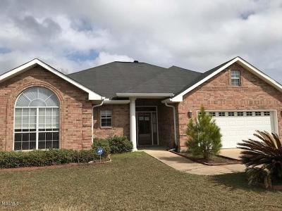 Gulfport Single Family Home For Sale: 13376 Greenwich Cv