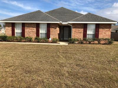 Gulfport Single Family Home For Sale: 12067 Carnegie Ave