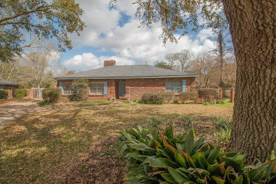 Gulfport Single Family Home For Sale: 149 Woodhaven Dr