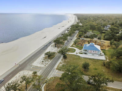 Pass Christian Residential Lots & Land For Sale: 1105 E Beach Blvd