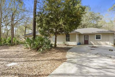 Ocean Springs Single Family Home For Sale: 5901 Southland St