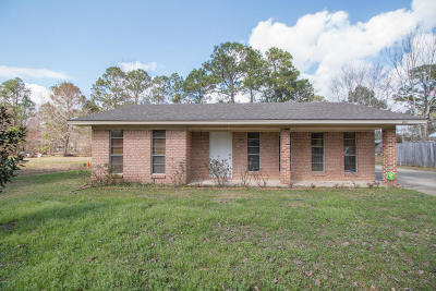 Gulfport Single Family Home For Sale: 2611 W David Dr