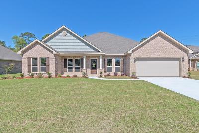 Biloxi Single Family Home For Sale: 8518 Poplar Trail
