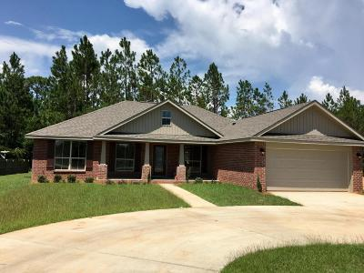 Single Family Home For Sale: 6836 Biddix Evans Rd