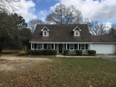 Saucier Single Family Home For Sale: 18536 Old Highway 49