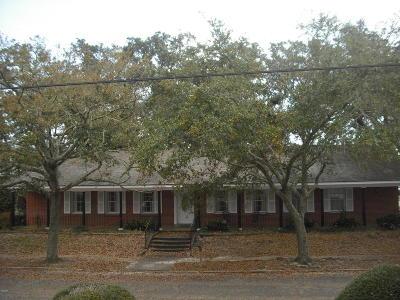 Biloxi Single Family Home For Sale: 1595 Glenn Swetman St