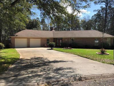 Biloxi Single Family Home For Sale: 2550 Audubon Pl