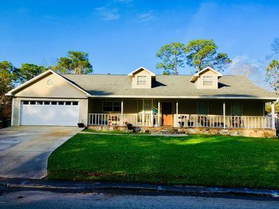 Pass Christian Single Family Home For Sale: 127 Fernwood Dr