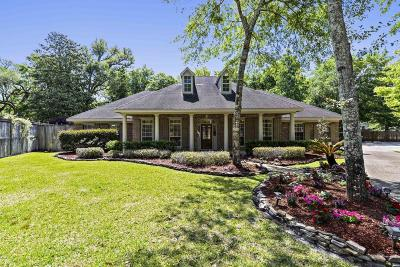Gulfport Single Family Home For Sale: 9103 Cross Creek Pl