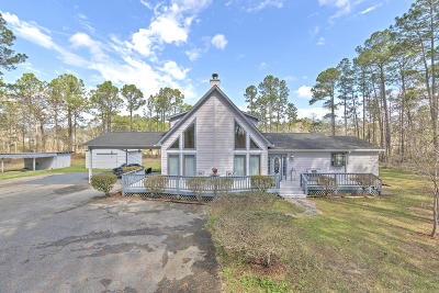 Gulfport Single Family Home For Sale: 16500 Robinson Rd