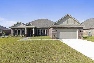 Ocean Springs Single Family Home For Sale: 6577 Sugarcane Cir