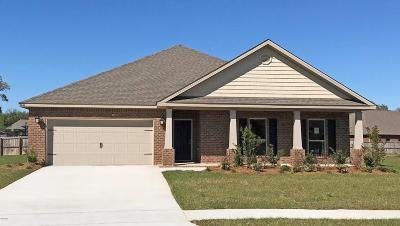 Biloxi Single Family Home For Sale: 9066 River Birch Dr