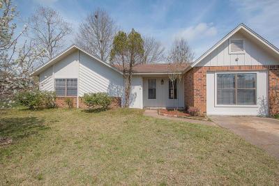 Ocean Springs Single Family Home For Sale: 12516 Beacon St