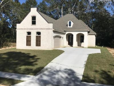 Gulfport Single Family Home For Sale: 14034 Plantation Oaks Dr