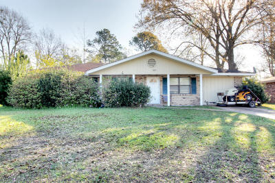 Gulfport Single Family Home For Sale: 603 Tandy Dr