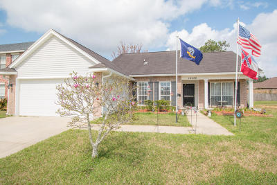 Single Family Home For Sale: 18086 Lake Vista Dr