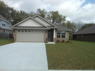 Gulfport Single Family Home For Sale: 13708 Fox Hill Drive