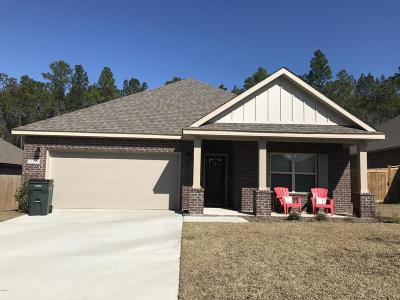 Biloxi Single Family Home For Sale: 5331 Overland Dr