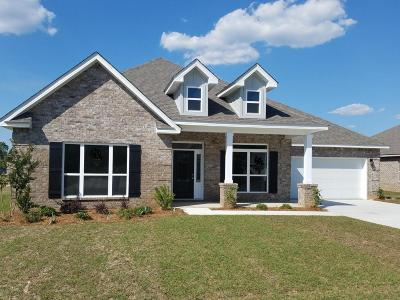 Ocean Springs Single Family Home For Sale: 6637 Sugarcane Cir