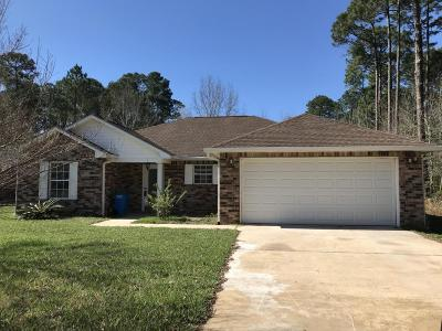 Ocean Springs Single Family Home For Sale: 1021 Sycamore St