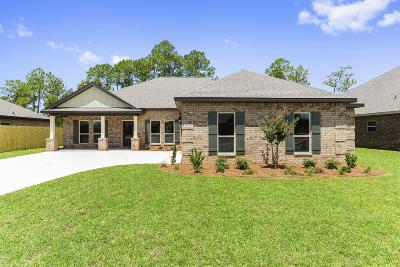 Ocean Springs Single Family Home For Sale: 6626 Sugarcane Cir