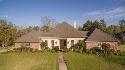 Biloxi Single Family Home For Sale: 2310 Beau Chene