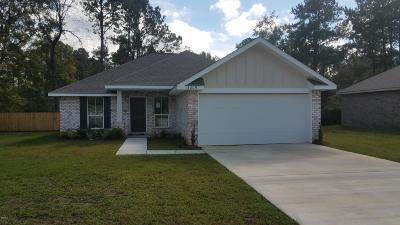 Gulfport Single Family Home For Sale: 14009 Fox Hill Dr