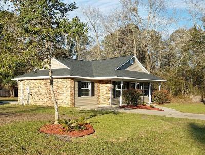 Ocean Springs Single Family Home For Sale: 1000 Margaret St