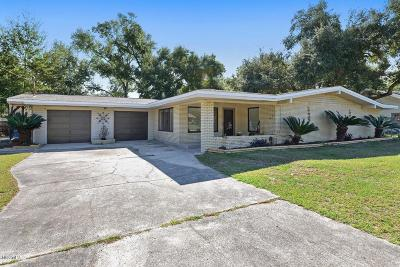 Biloxi Single Family Home For Sale: 320 Lakeview Blvd