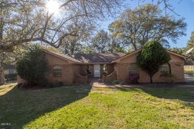Pass Christian Single Family Home For Sale: 106 Palm Ave