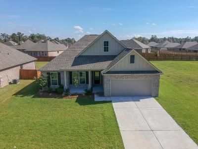 Gulfport Single Family Home For Sale: 14464 N Swan Rd